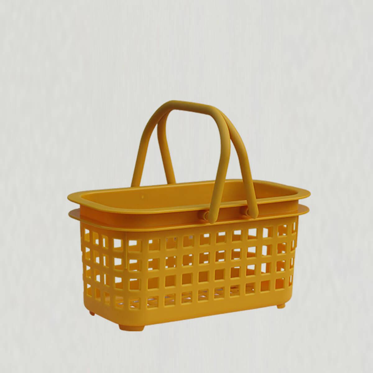 Cestino lille gul