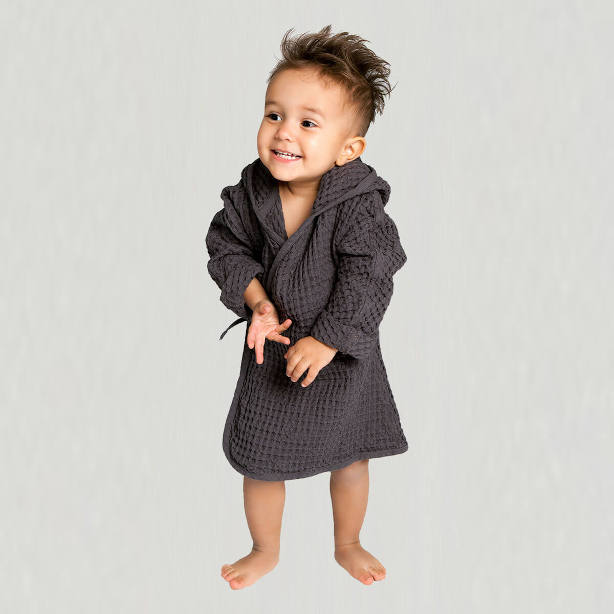 badekåbe til de mindste børn 2-4 år