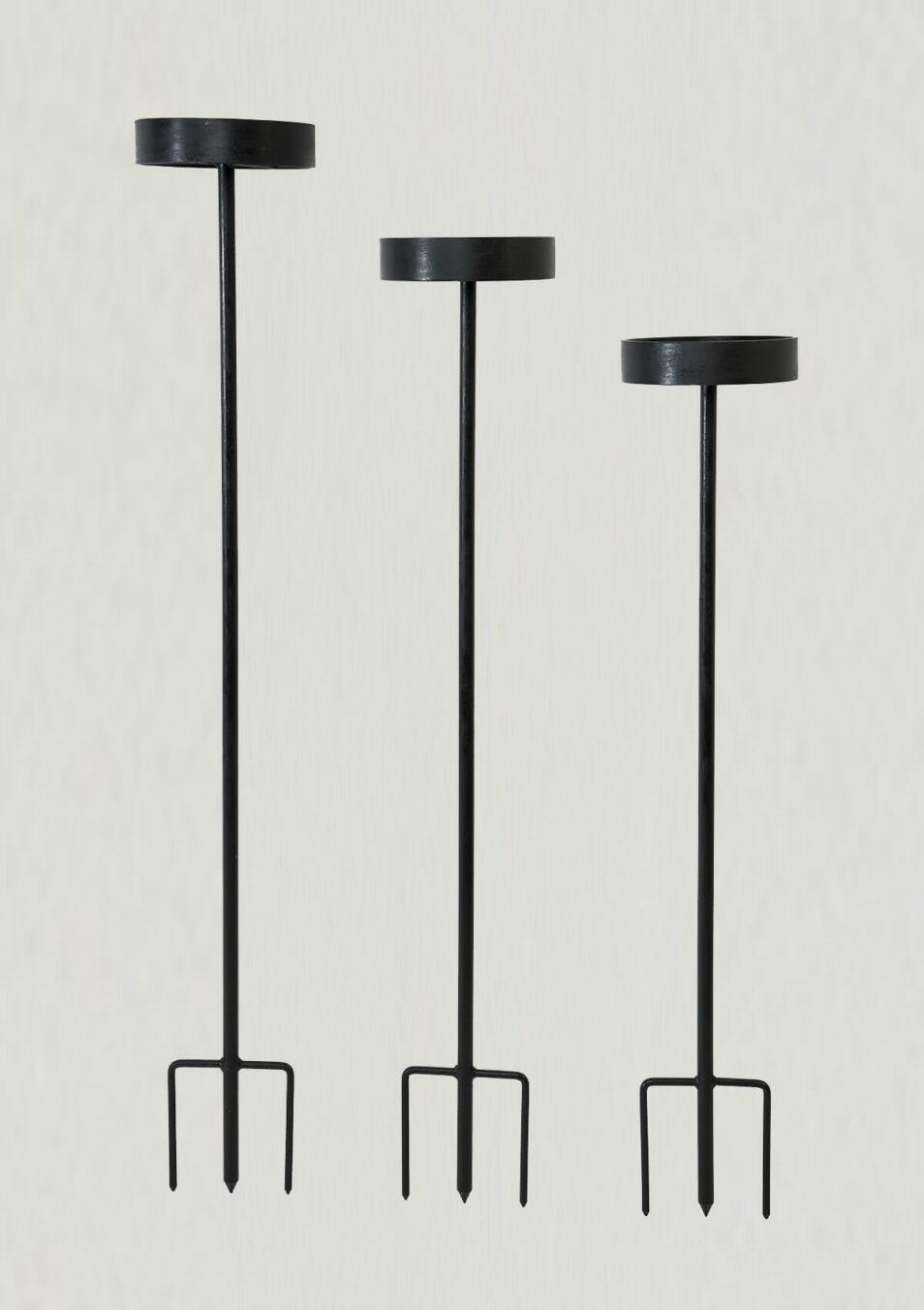 fakkelholder til udendørs lys