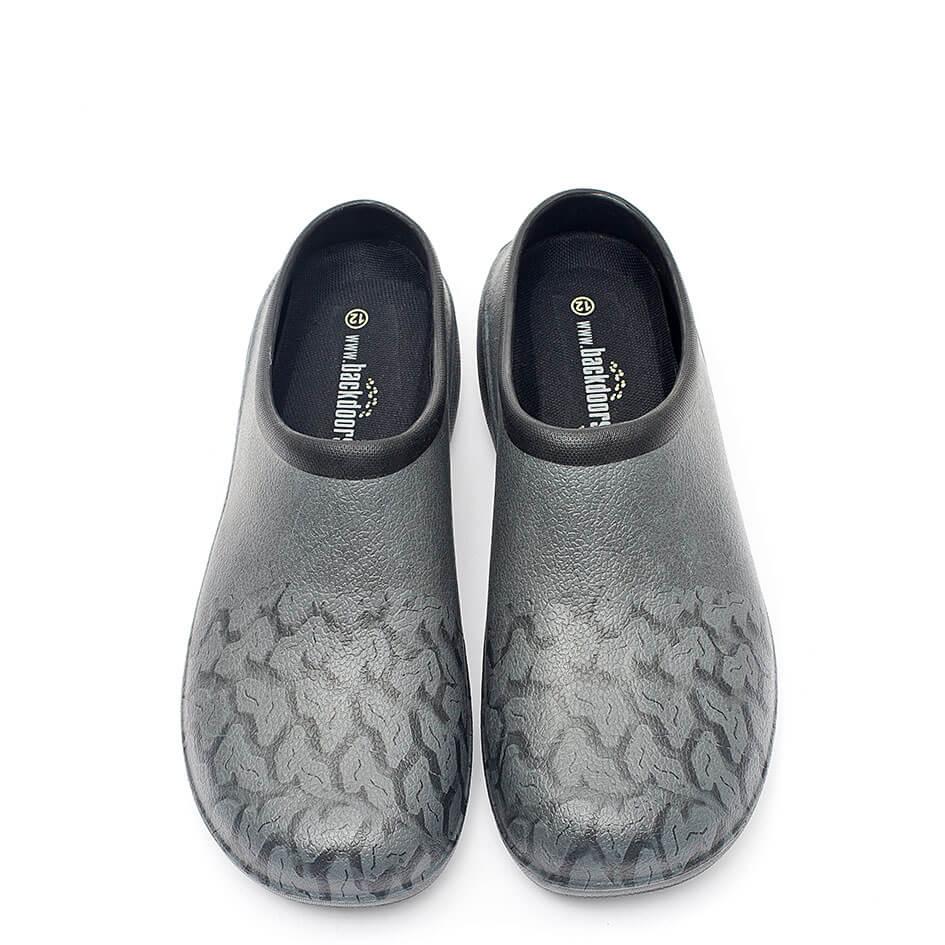 Backdoorshoes med dækmønster
