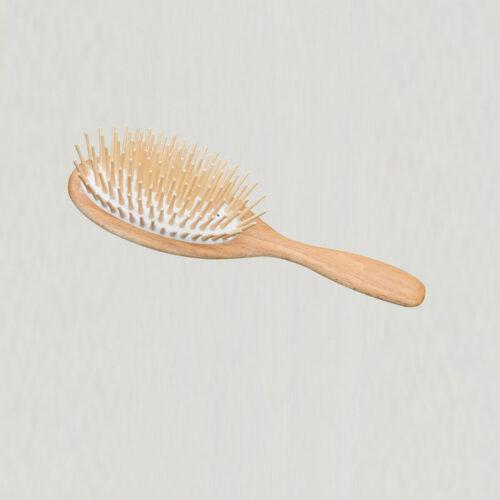 Hårbørste med ahorn-pinde 23 cm