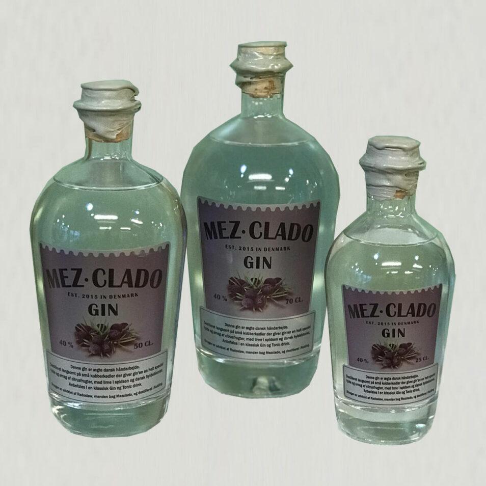 Dansk gin med hyldeblomst og lime