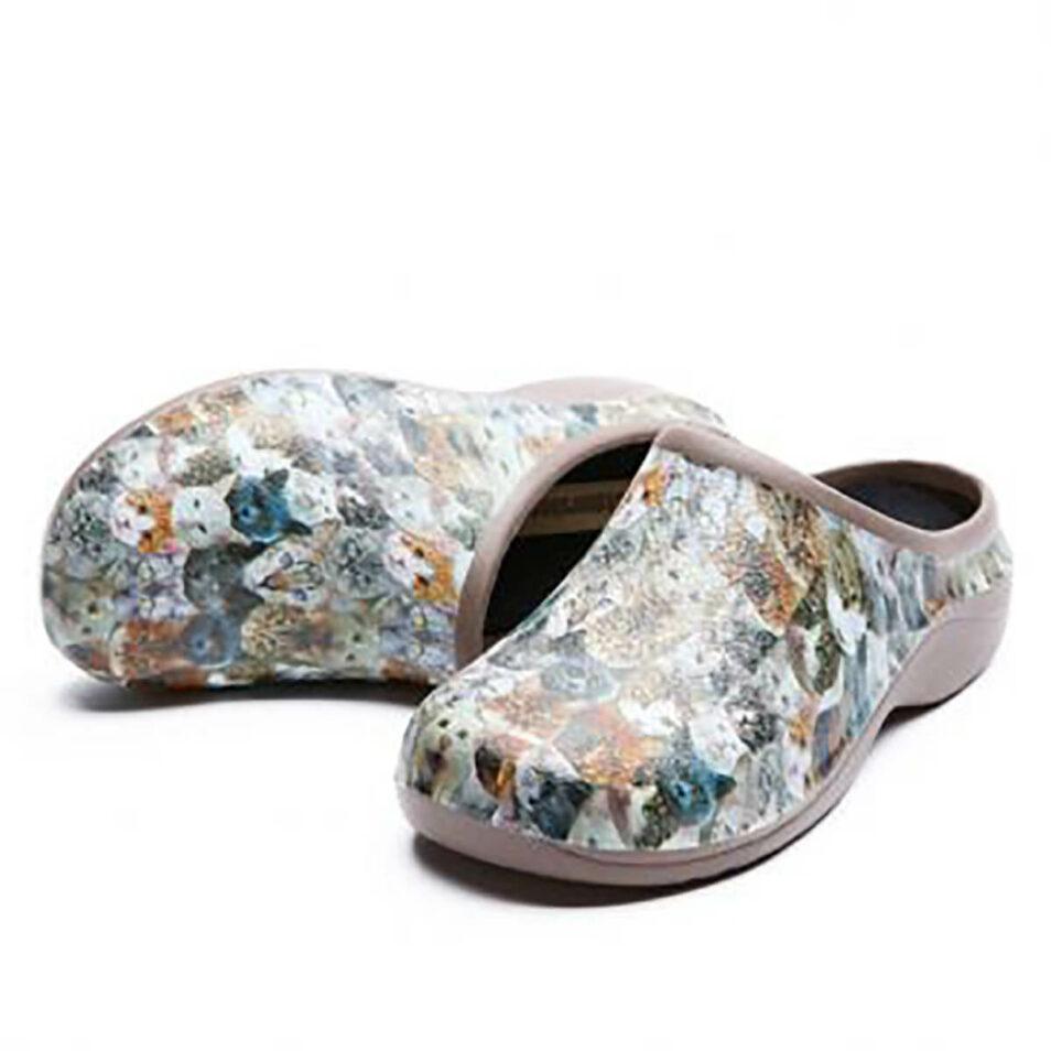 Backdoorshoes med sødt og sjovt kattemotiv