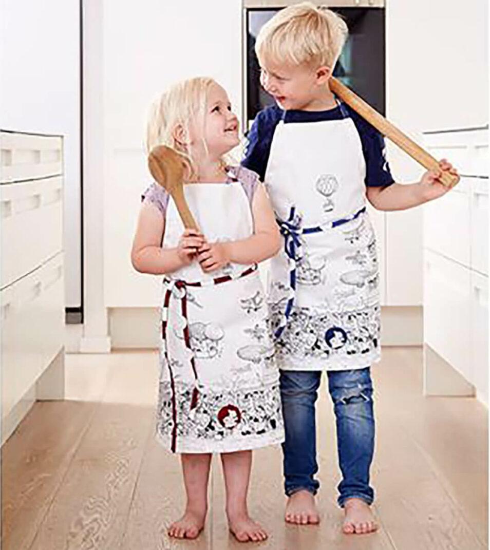 Rasmus klump forklæder til børn