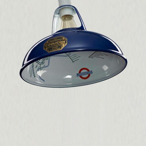 Coolicon® Lampe lille Underground - Flere farver