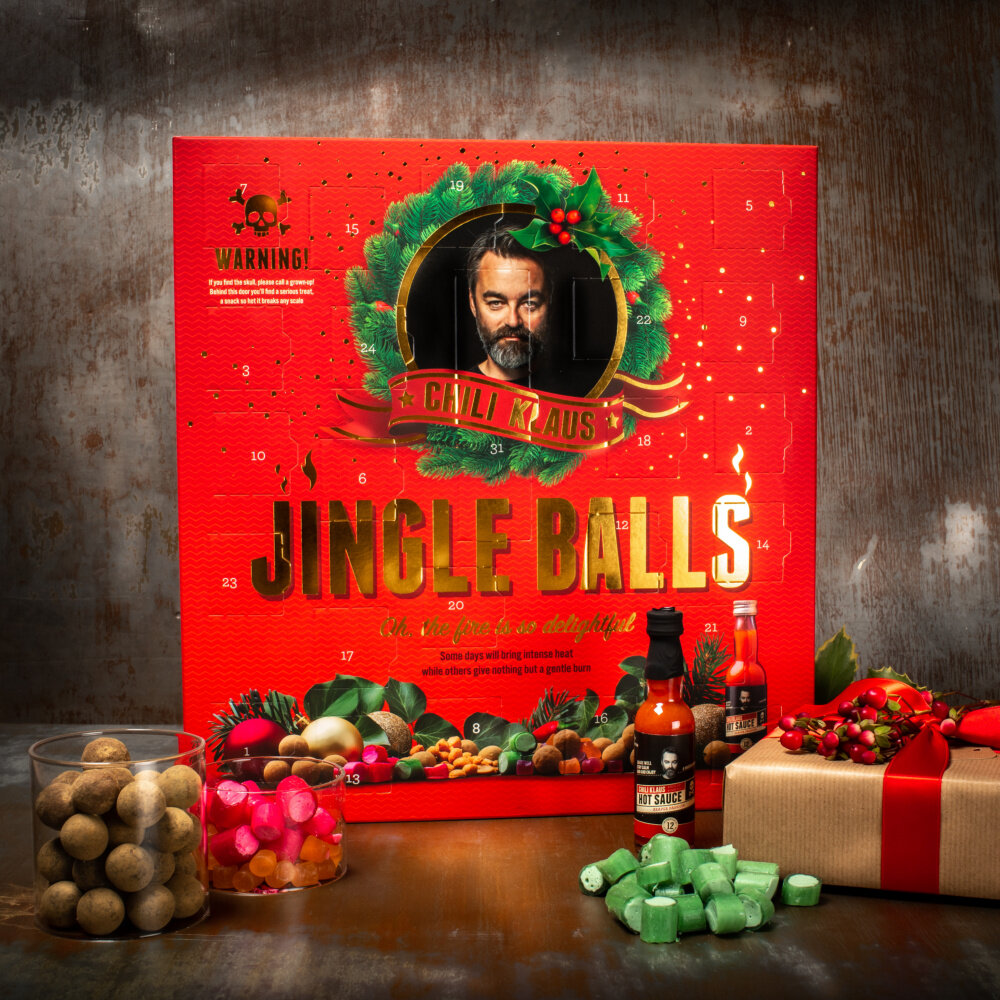 Jingle Balls 2020 Julekalender – Chili Klaus..