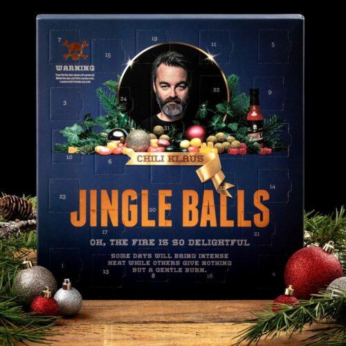 Jingle Balls 2021 Julekalender - Chili Klaus