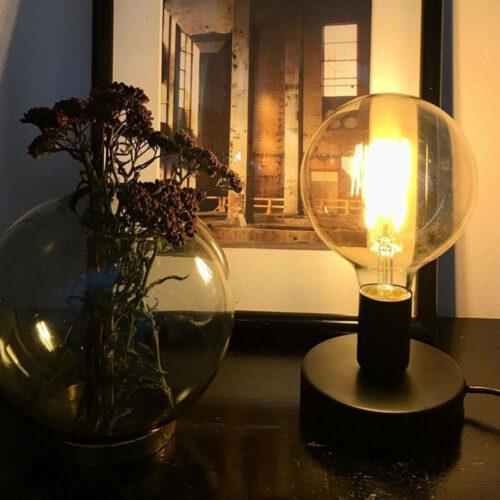 LED pære