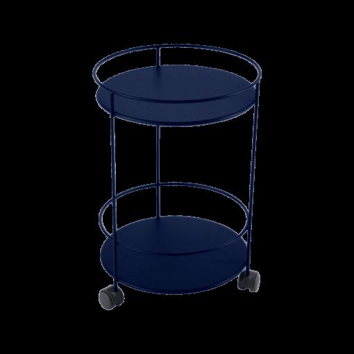 Fermob Guinguette rullebord - Deep Blue