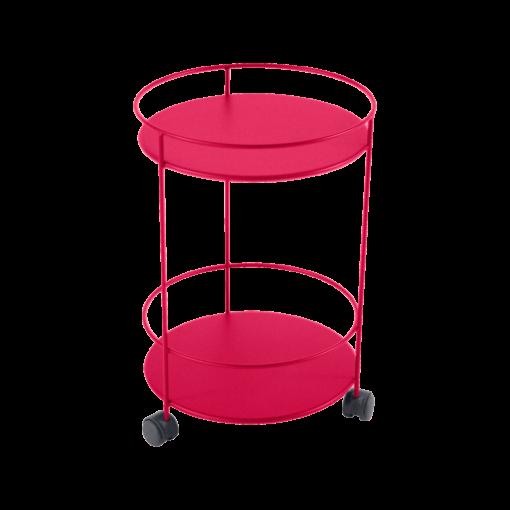 Fermob Guinguette rullebord - Pink Praline
