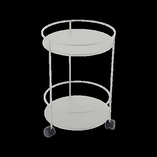 Fermob Guinguette rullebord - Steel Grey