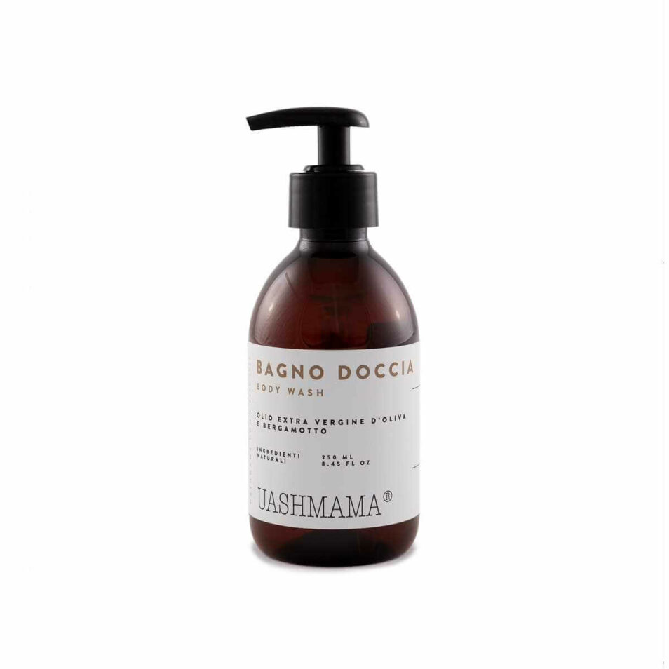 Uashmama body wash 250 ml.