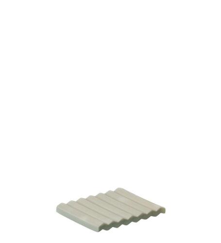 Wave bakke 11x14 cm, OOHHx - Lys brun