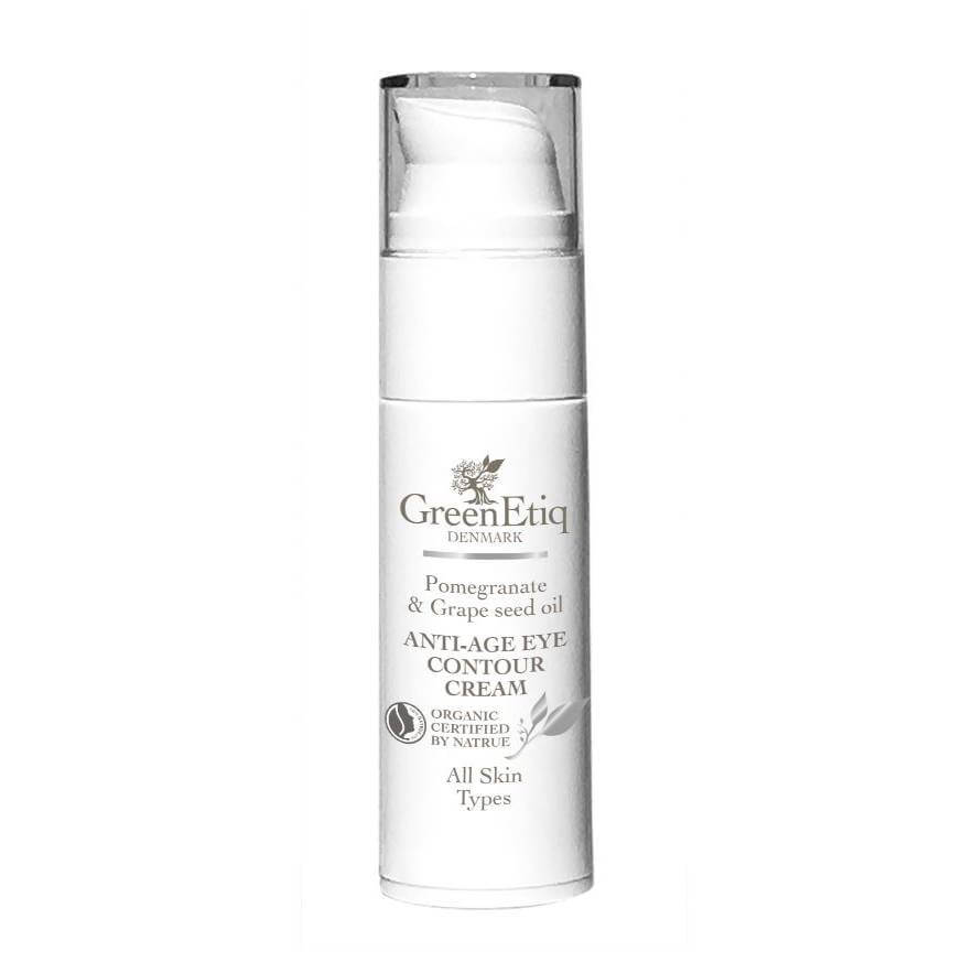 Anti-Age Eye Contour Cream, GreenEtiq