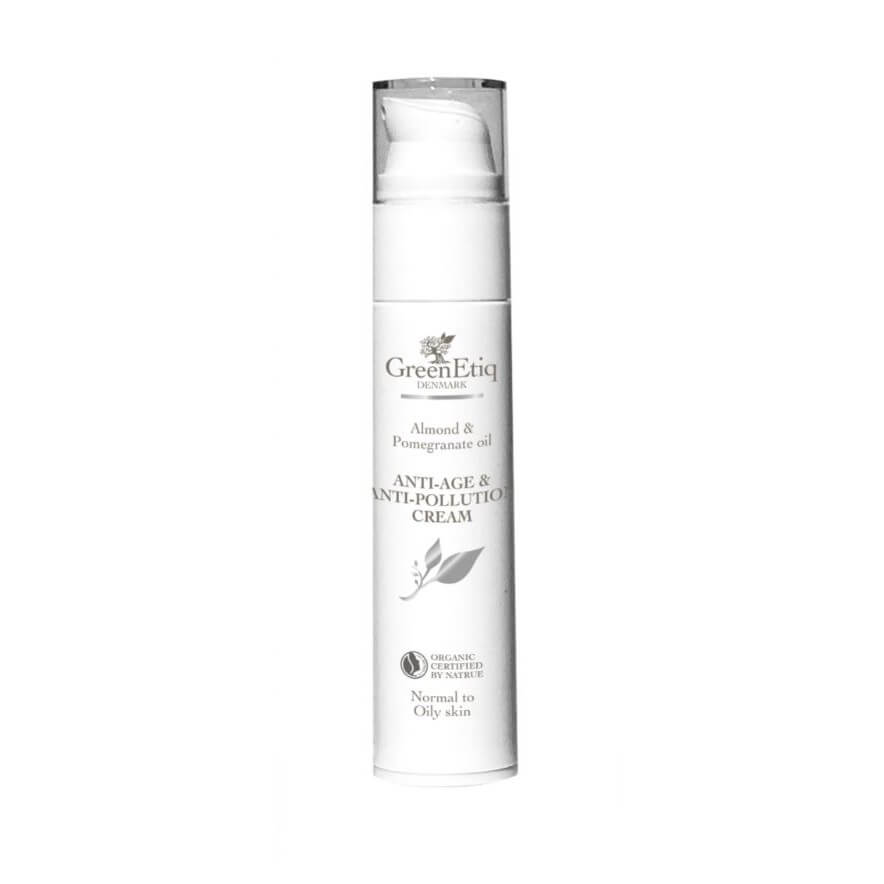 AntiAge & Anti-pollution Cream, GreenEtiq