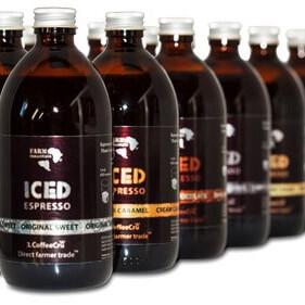 Iced Espresso - FarmMountain..