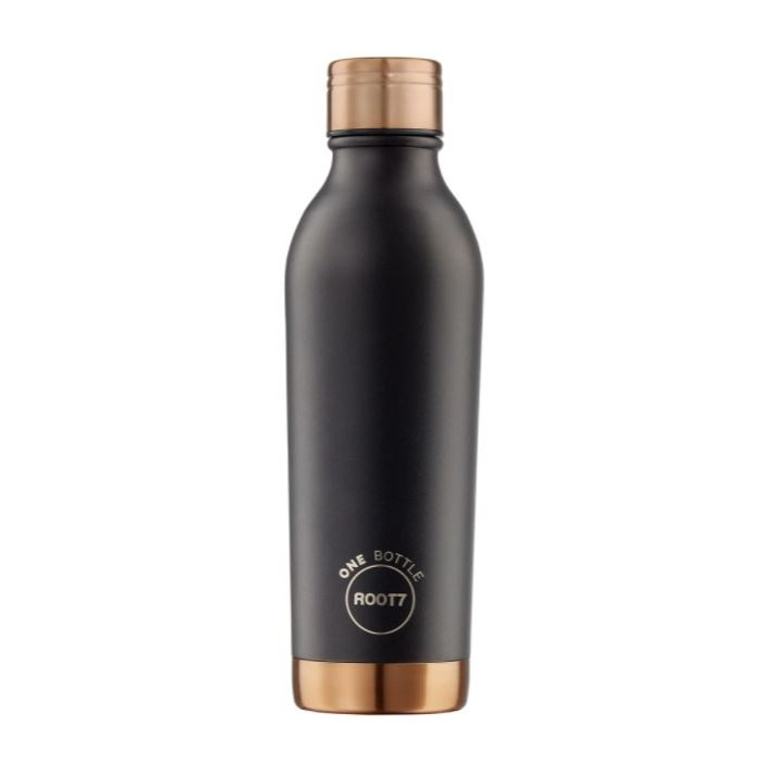Drikkeflaske OneBottle, Root7 - VIP Black Split