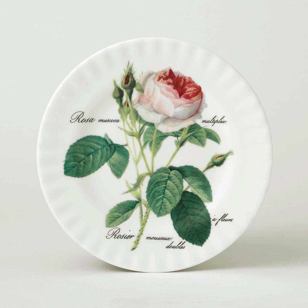 Tallerken Ø20 cm., Roy Kirkham - Redoute Roses