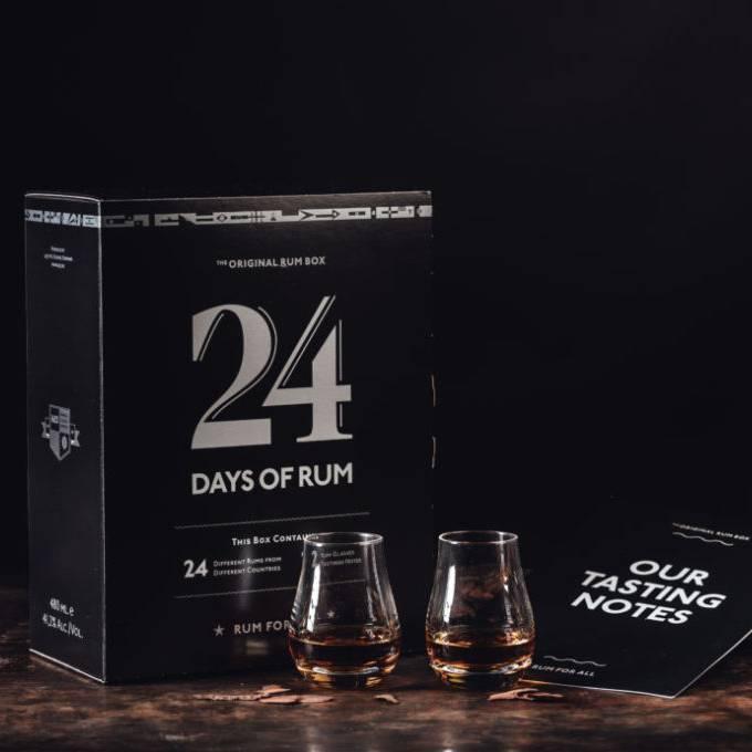 24 days of Rum - Rom Julekalender