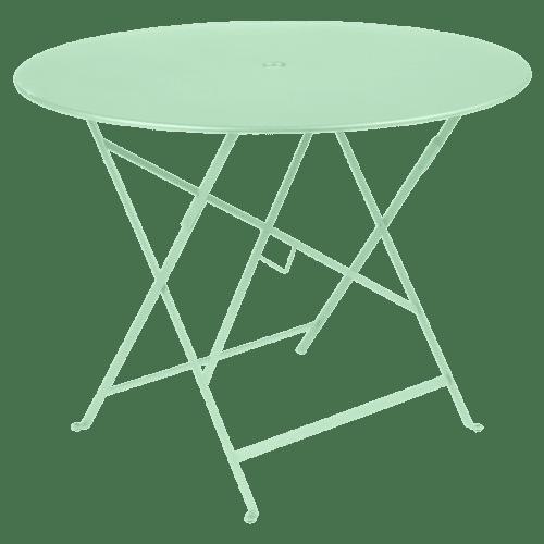 Fermob Bistro klapbord Ø96 cm - Opaline Green
