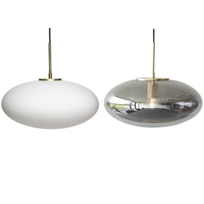 Hübsch Loftlampe oval