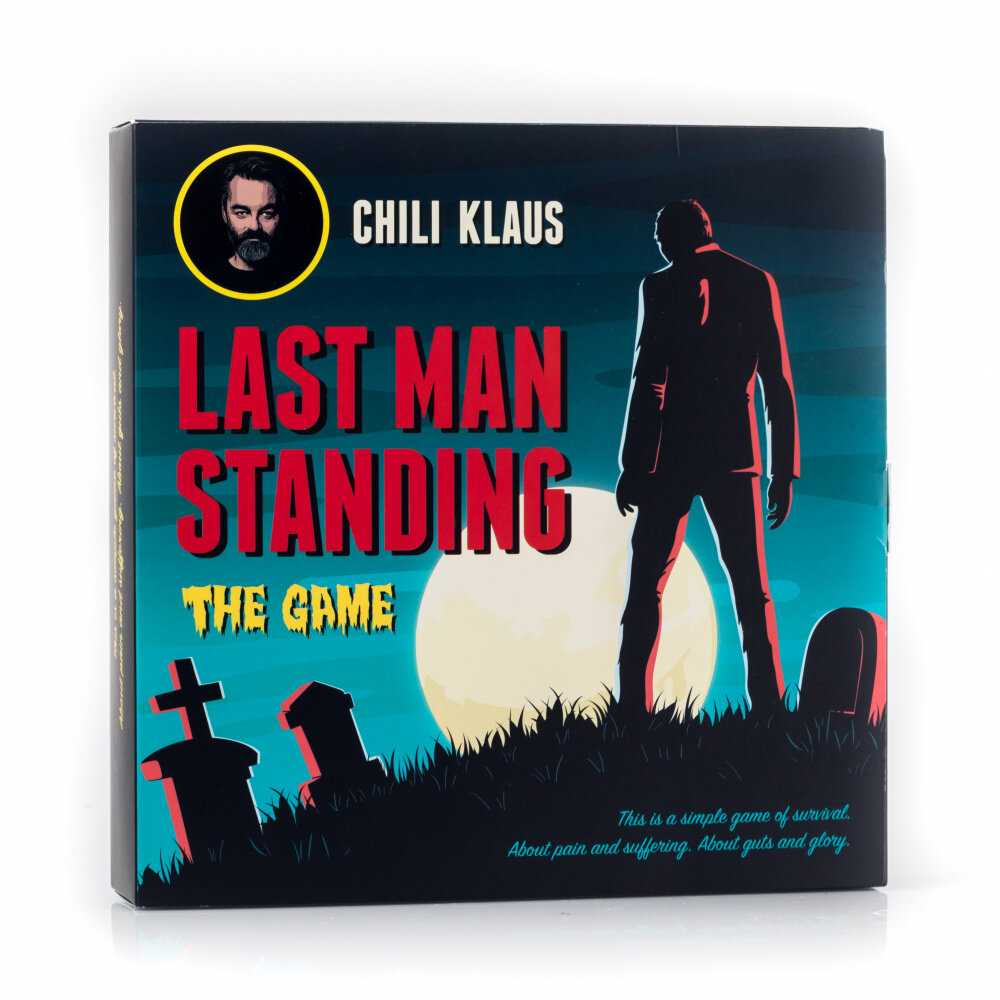 Last Man Standing, The Game - Chili Klaus