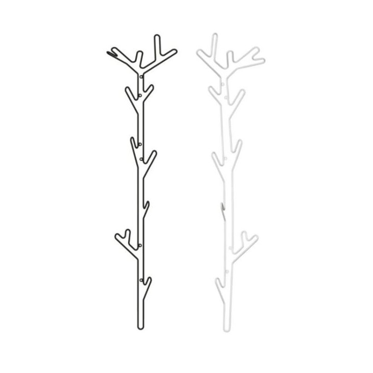 Maze Branch knagerække,