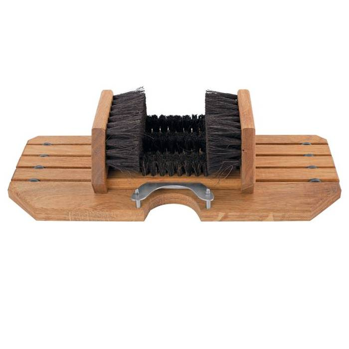 Skorenser med støvleknægt - Burstenhaus Redecker
