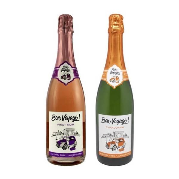 Bon Voyage Sparkling alkoholfri