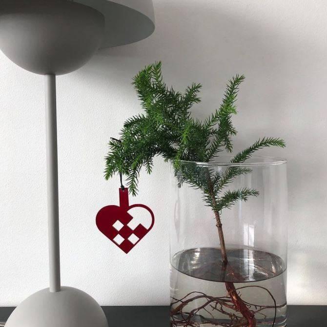 Julepynt - Ryborg Urban Designs