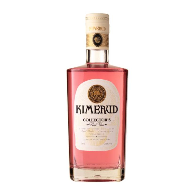 Kimerud Collector´s Pink Gin 70 cl.