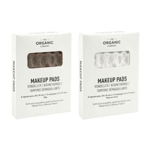 Makeup Pads - The Organic Company