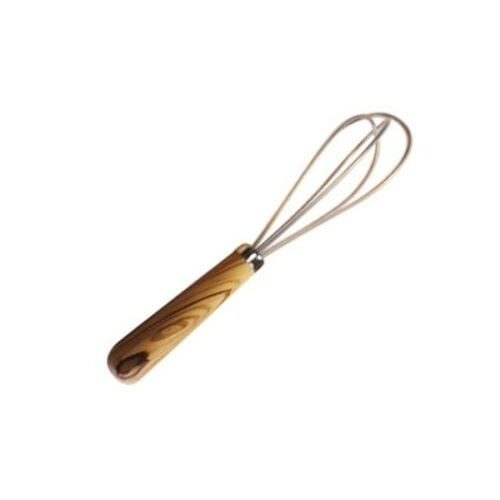 Piskeris med silikone 27cm, Oliventræ - Scanwood