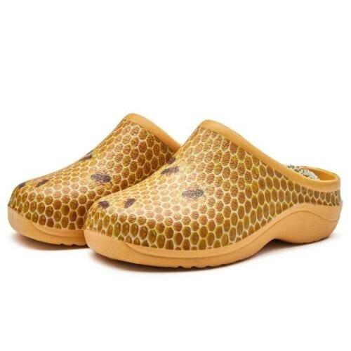 Træsko Dame Bees - Backdoorshoes
