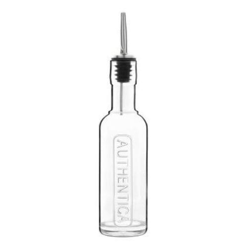 Authentica flaske med stål-skænkeprop - Luigi Bormioli