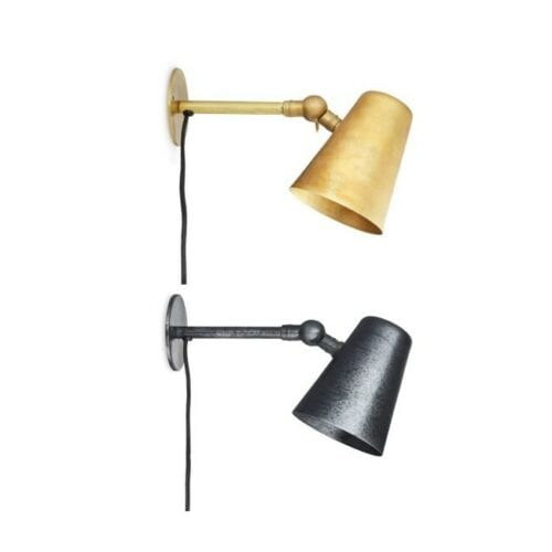 Væglampe - H. Skjalm P.
