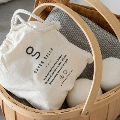 Dryer Balls (Tørrebolde) 4 stk. - Simple Goods