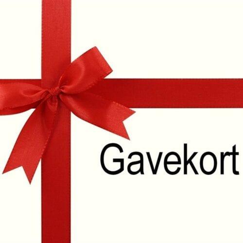 Gavekort - Susanne Schmidt Interiør