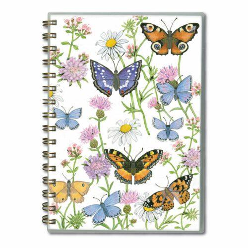 Notesbog med motiv A5 - Padblocks