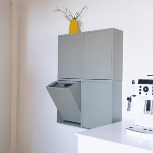 ReCollector affaldssorteringssystem.